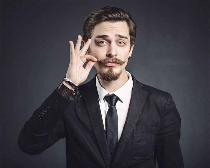 These tips will help you shave your moustache safely