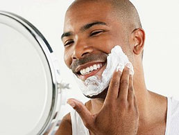 shaving cream for black men
